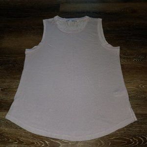 Athleta Lilac Tank Top Athletic Wear Large